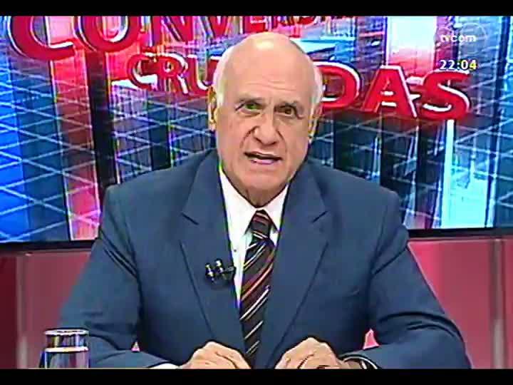 Conversas Cruzadas - Programa discute as relações entre ditaduras na América Latina e a Igreja Católica - Bloco 1 - 14/03/2013