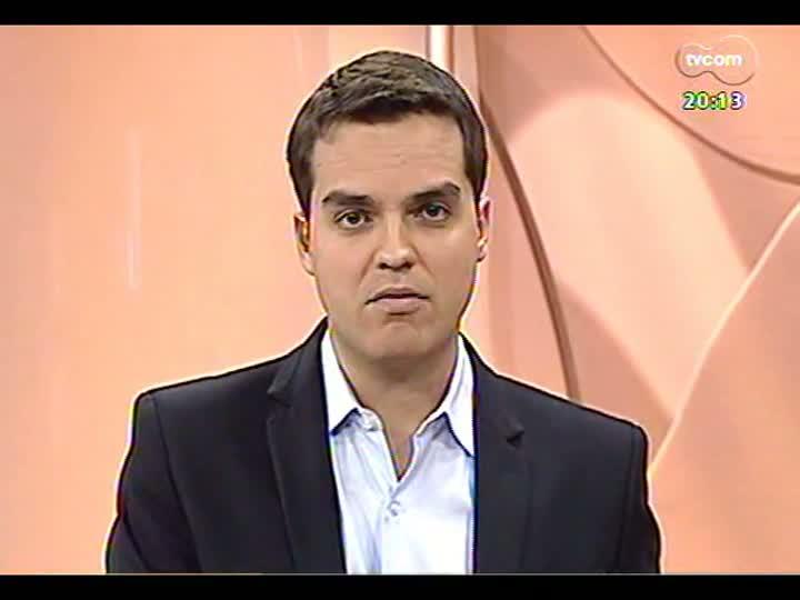 TVCOM 20 Horas - Por que a demora no atendimento de emergências por convênios em hospitais? - Bloco 2 - 25/04/2013