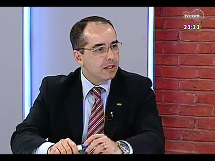 Mãos e Mentes - Presidente do Badesul, Marcelo de Carvalho Lopes - Bloco 3 - 26/05/2013