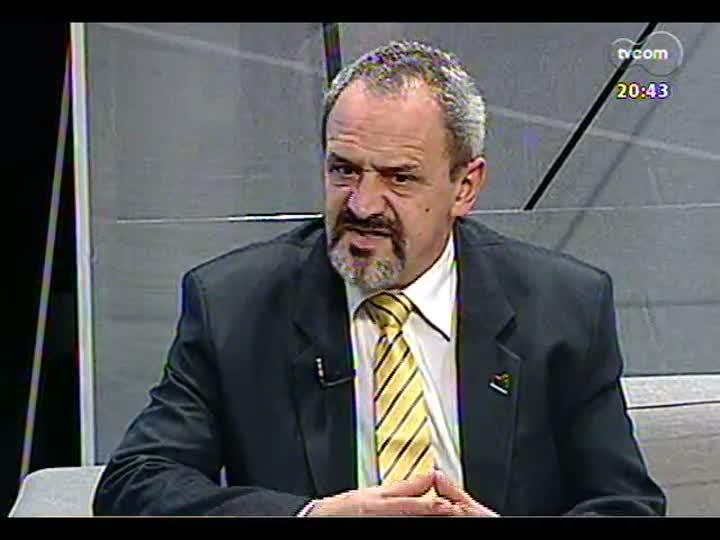TVCOM Tudo Mais - Avaliação do diretor-presidente da EPTC sobre mobilidade urbana, após o jogo da Seleção Brasileira na Arena