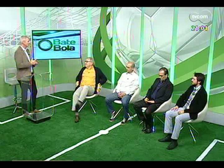 Bate Bola - Estreia do Brasil na Copa das Confederações e novidades da dupla Gre-Nal - Bloco 1 - 16/06/2013