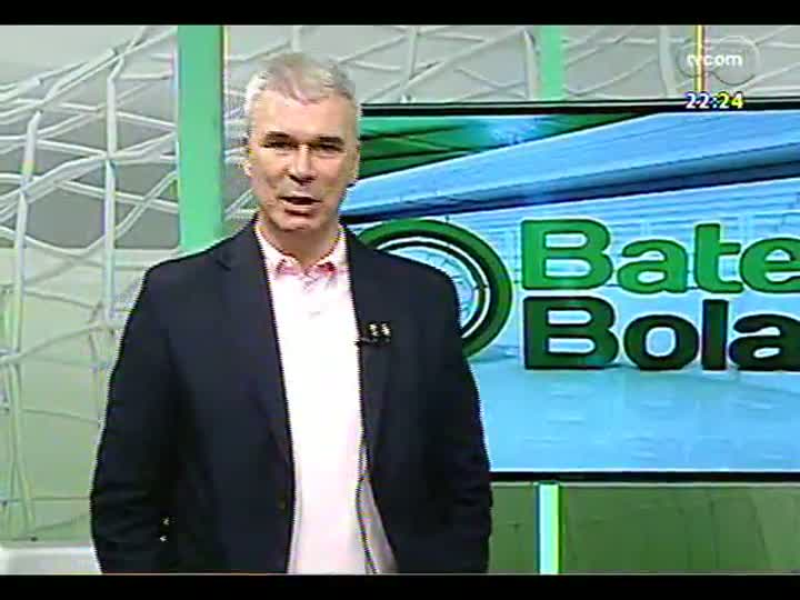 Bate Bola - Copa das Confederações e novidades da dupla Gre-Nal - Bloco 4 - 23/06/2013