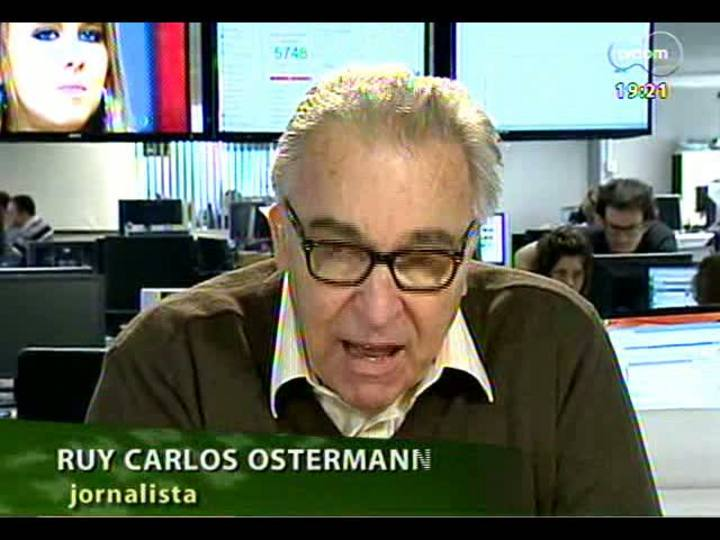 Ruy Carlos Ostermann dá sua opinião sobre a final Brasil X Espanha da Copa das Confederações - Ruy de Todas as Copas - Liga dos Fanáticos