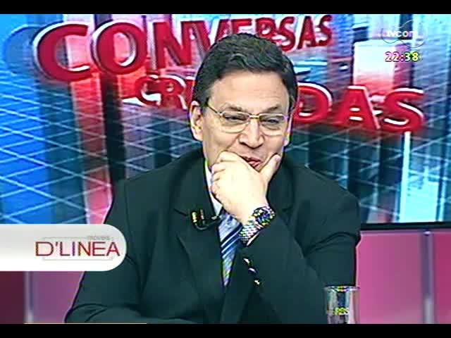 Conversas Cruzadas - Debate sobre a proposta da redução da maioridade penal no Brasil - Bloco 2 - 10/09/2013
