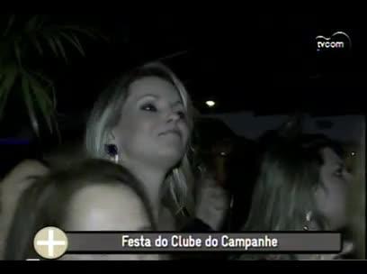 TVCOM Tudo Mais – Clube do Champanhe - 2º bloco – 19/09/2013
