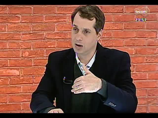 Mãos e Mentes - Thiago Guedes, diretor executivo da Chip Inside - Bloco 3 - 24/09/2013