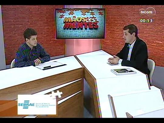 Mãos e Mentes - Médico do esporte Ricardo Stein - Bloco 4 - 27/11/2013