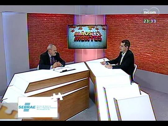 Mãos e Mentes - Diretor-presidente da ETPC, Vanderlei Cappellari - Bloco 3 - 15/12/2013