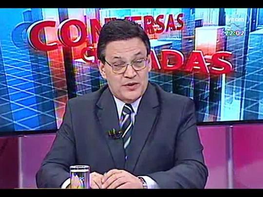 Conversas Cruzadas - Até onde vai a greve dos rodoviários? - Bloco 1 - 28/01/2014