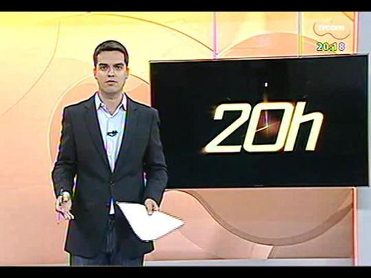 TVCOM 20 Horas - Manifestação do Bloco de Lutas na Ipiranga - Bloco 3 - 31/01/2014