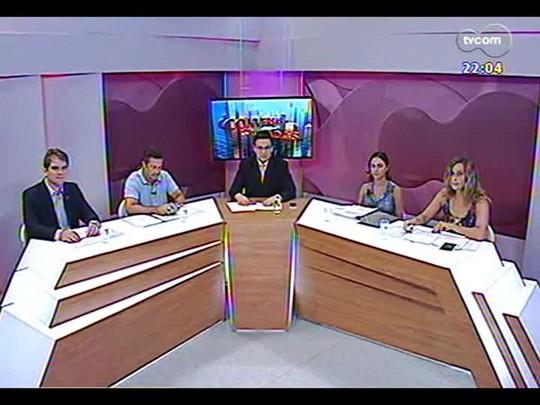 Conversas Cruzadas - Debate sobre o transporte público em Porto Alegre - Bloco 1 - 03/02/2014