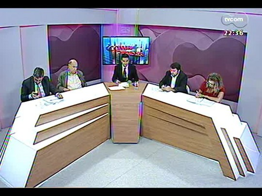 Conversas Cruzadas - O cancelamento da audiência pública para debater o edital de licitação do transporte coletivo de Porto Alegre - Bloco 2 - 10/03/2014