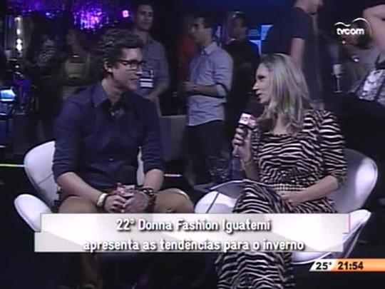 Donna Fashion Iguatemi - Antônio Freitas e Felipe Hülse - 08/04/14