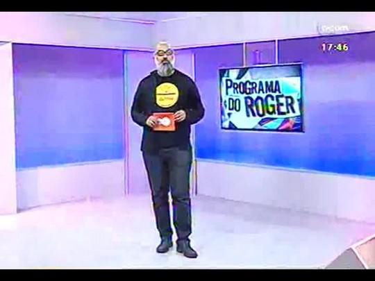 Programa do Roger - Notícias 41º Festival de Cinema de Gramado + Unforgettable com Panta e Veco - Bloco 1 - 22/04/2014
