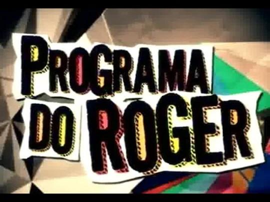 """Programa do Roger - Helena Ignez, atriz do filme \""""Copacabana Mon Amour\"""" - Bloco 1 - 13/04/2014"""