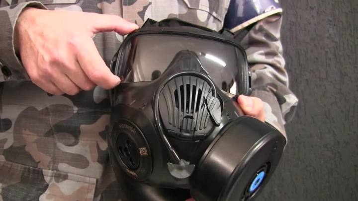 Darth Vader: conheça a máscara de gás que a polícia usará em protestos