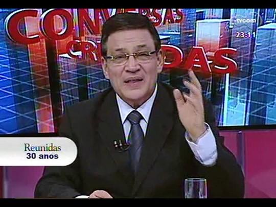 Conversas Cruzadas - O fracasso da Seleção pode ser explicado pela falta de gestão no futebol brasileiro? - Bloco 2 - 09/07/2014