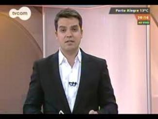 TVCOM 20 Horas - Vento em Porto Alegre causa alguns transtornos - Bloco 2 - 26/08/2014