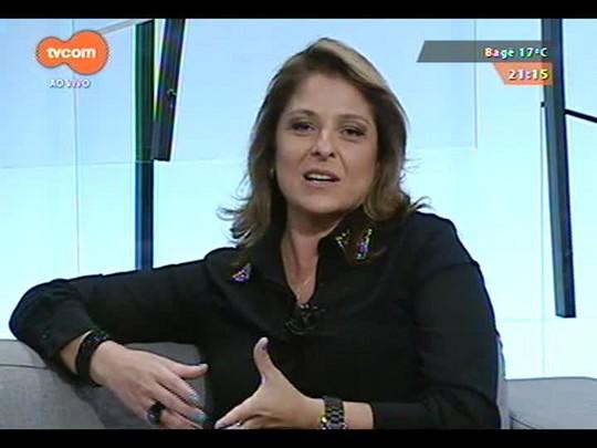 TVCOM Tudo Mais - As propriedades dos sucos e seus benefícios para o organismo com a nutricionista Débora Vargas