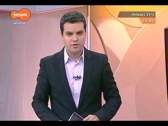 TVCOM 20 Horas - A guerra do tráfico na zona metropolitana Porto Alegre - 03/11/2014