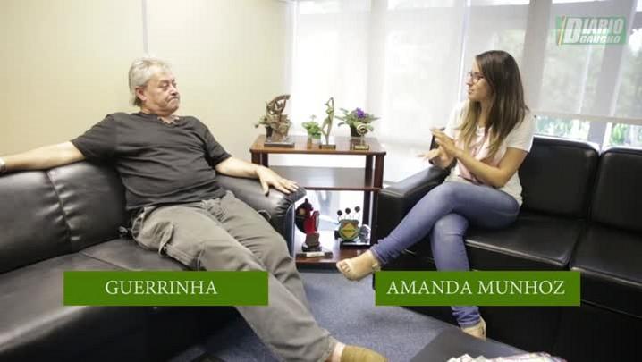 """Guerrinha sobre Aguirre: \""""Eu não posso elogiar quem não consegue ganhar\""""?"""