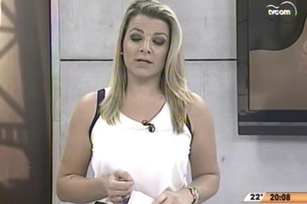 TVCOM 20 Horas - Greves: Governo contrata 113 professores temporários para substituir grevistas/ Greve do transporte coletivo da Capital pode começar no sábado - 20.05.15