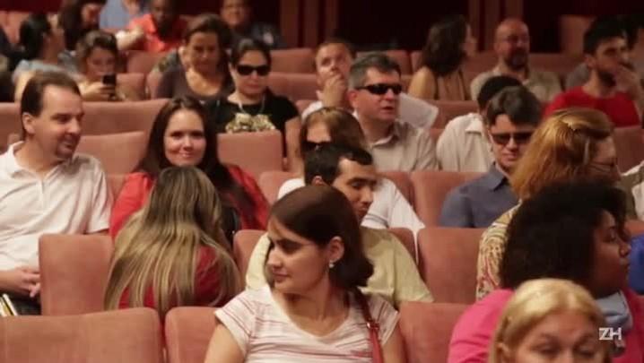 Festival exibe filmes para pessoas com deficiência visual e auditiva