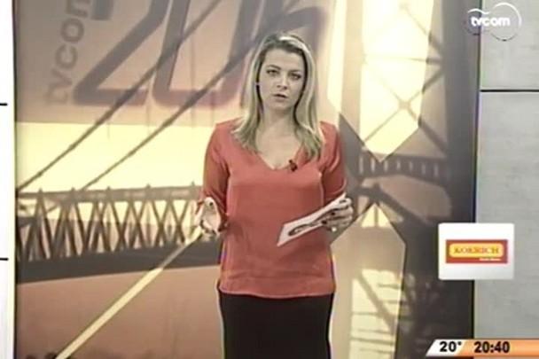 TVCOM 20 Horas - ExpoGestão traz novidades para empreendedores de SC em Joinville - 28.05.15