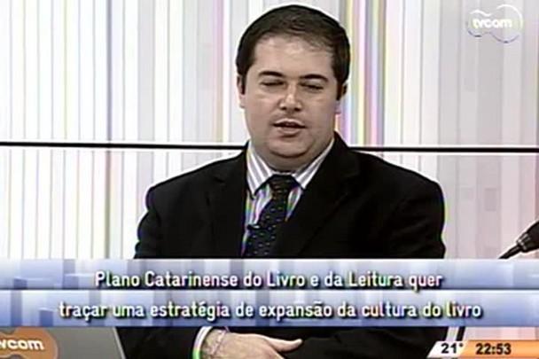 Conversas Cruzadas - Plano Catarinense do Livro e da Leitura - 4º Bloco - 05.06.15
