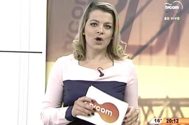 TVCOM 20 Horas - Dilma veta mudanças no cálculo da aposentadoria aprovada pelo congresso - 18.06.15