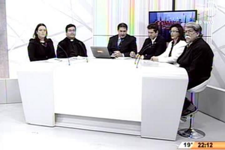 Conversas Cruzadas - Eutanásia - 1º Bloco - 07.07.15