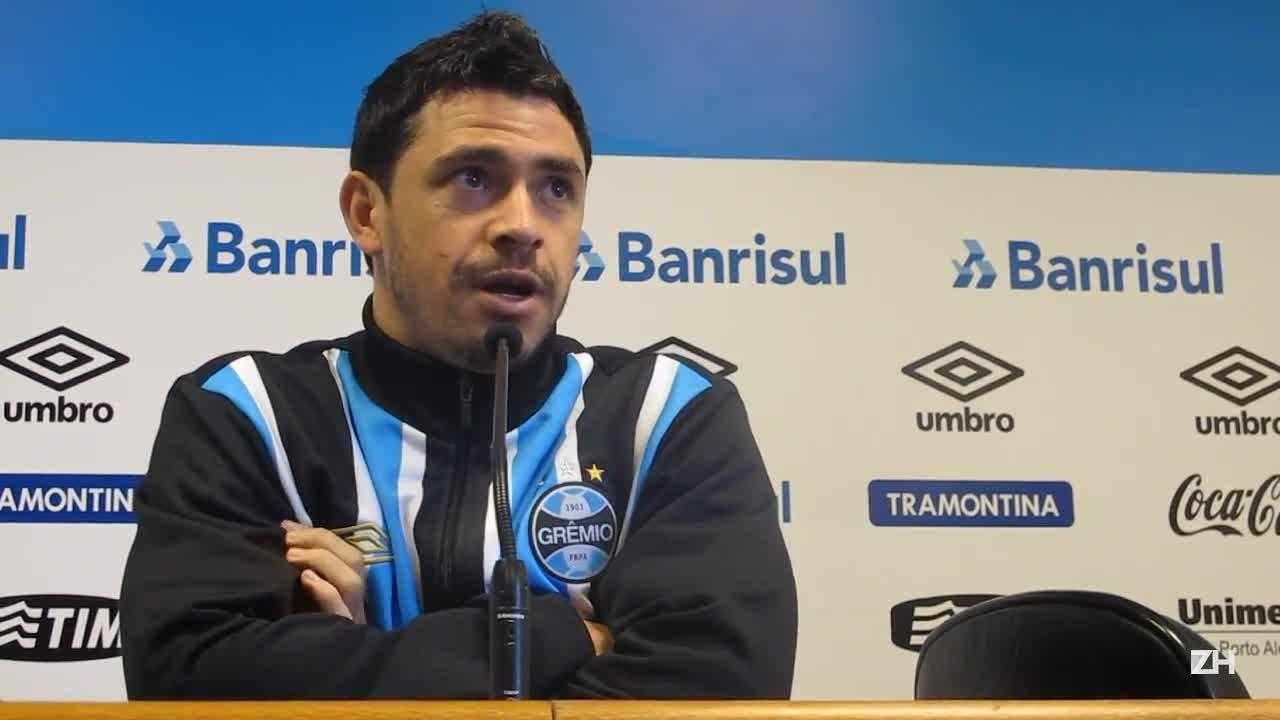 Giuliano fala sobre o momento do Grêmio