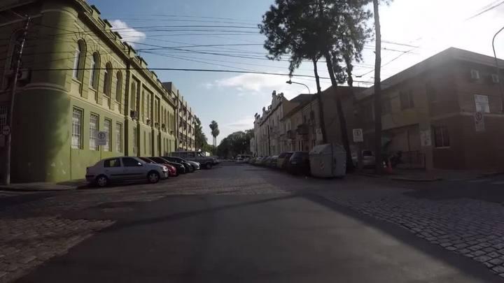 Ruas de Porto Alegre contam o 7 de Setembro