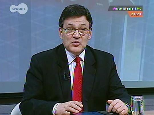Conversas Cruzadas - Debate sobre a volta da CPMF e o impacto na economia brasileira - Bloco 2 - 17/09/2015
