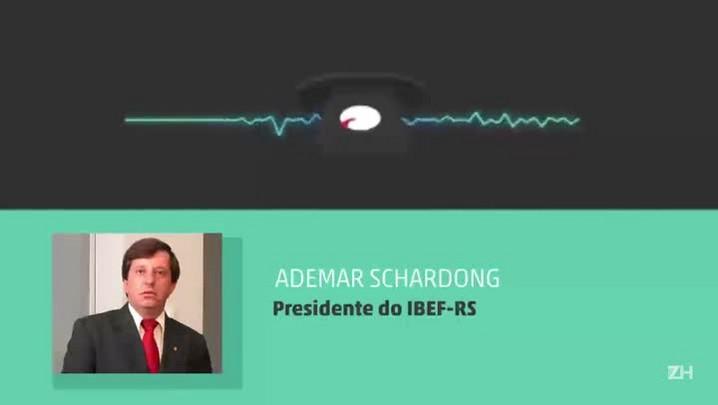 Ademar Schardong: vai piorar, mas não é o fim do mundo