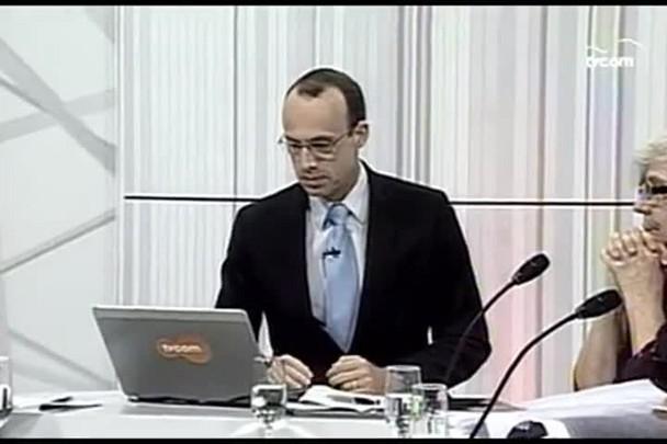 TVCOM Conversas Cruzadas. 4º Bloco. 30.11.15