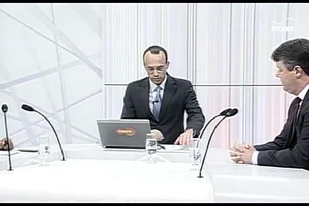 TVCOM Conversas Cruzadas. 4º Bloco. 10.12.15