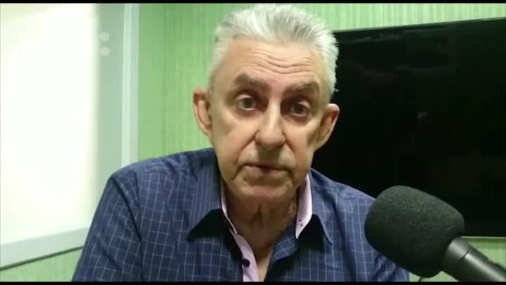 Roberto Alves comenta a dívida do Avaí com o técnico Argel