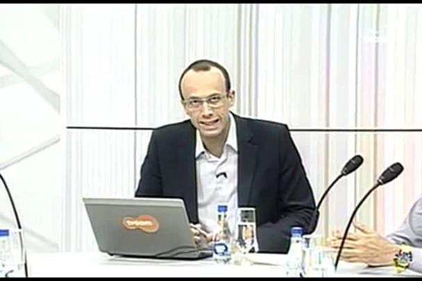 TVCOM Conversas Cruzadas. 2º Bloco. 03.03.16