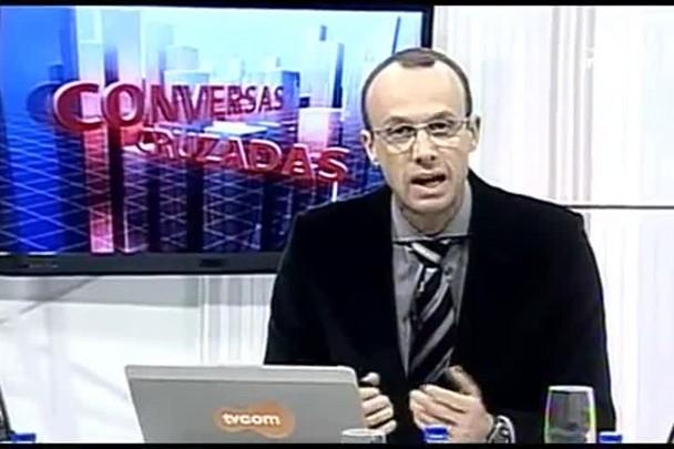 TVCOM Conversas Cruzadas. 4º Bloco. 17.06.16