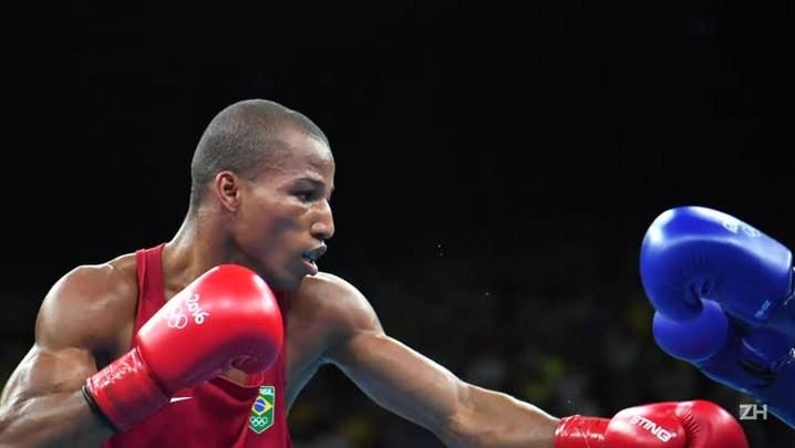 Robson Conceição é ouro no boxe olímpico