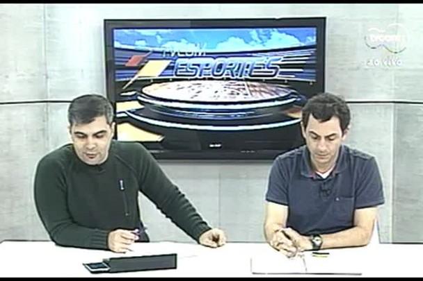 TVCOM Esportes. 2º Bloco. 02.09.16