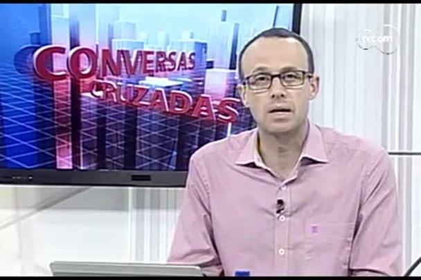 TVCOM Conversas Cruzadas. 2º Bloco. 21.10.16