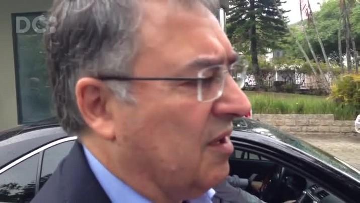 Governador fala sobre acidente com avião da Chapecoense