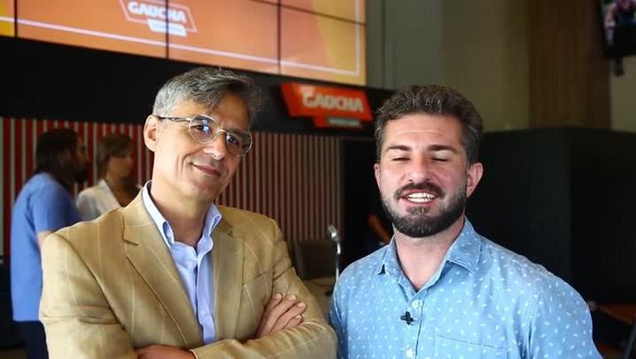 PG Pergunta com comunicadores da Rádio Gaúcha