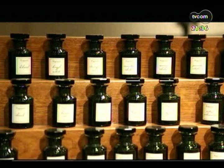TVCOM Tudo Mais - TVCOM 360: a história do perfume