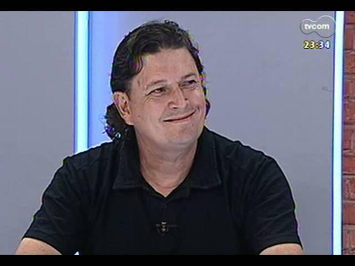 Mãos e Mentes - Coordenador do Laboratório de Protótipos Automotivos da Ulbra, Luiz Carlos Gertz - Bloco 1 - 14/02/2013