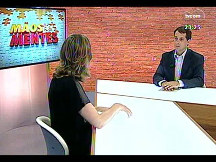 Mãos e Mentes - Ministra da Secretaria dos Direitos Humanos, Maria do Rosário - Bloco 3 - 24/02/2013