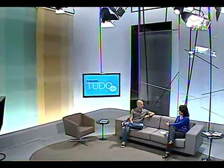 TVCOM Tudo Mais - Visita de Gustavo Schifino à sede do Google