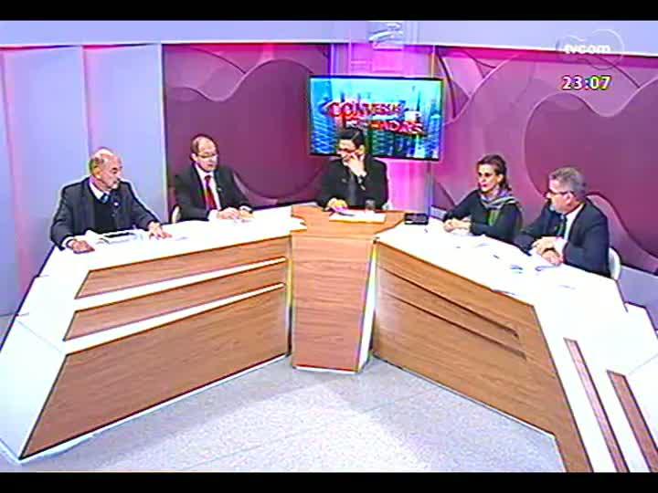 Conversas Cruzadas - Projeto que prevê a internação compulsória de usuários de drogas - Bloco 4 - 19/04/2013